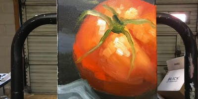 Homegrown Tomato July 2 Paint Class