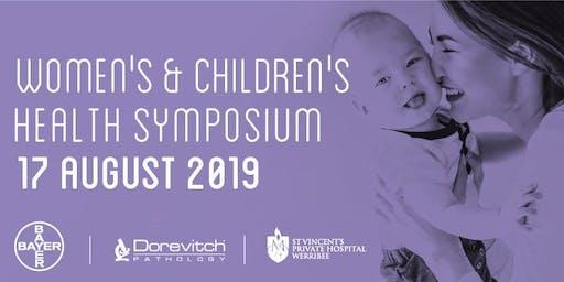 Women's & Children's Health Symposium