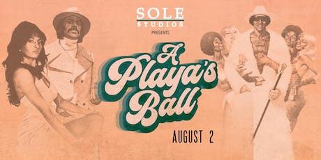 A PLAYA'S BALL tickets