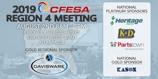 2019 CFESA Region 4 Meeting