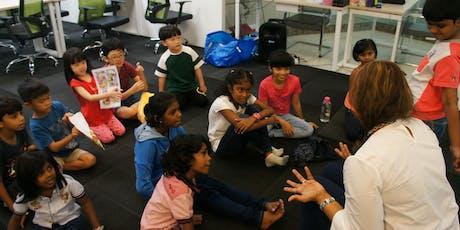 Kids Expression Workshop @ Sunway Citrine Hub with Ericka Krystalyn tickets