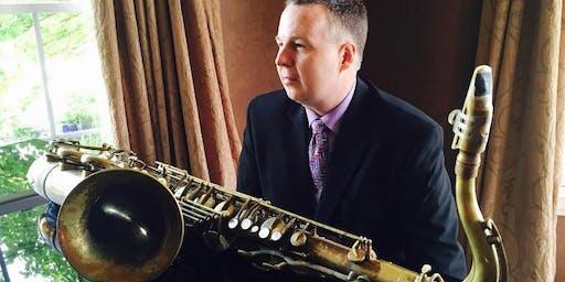 Tenor Saxophonist Harry Allen: FRI - SET 1