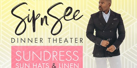 J. Lee Productions Presents: The Sip & See Dinner Theater tickets