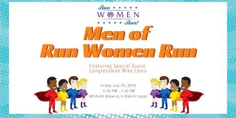 Men of Run Women Run 2019 tickets