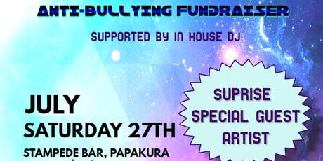 Aunty & Uncle Bwo Anti-bullying Charity Event STAMPEDE BAR tickets