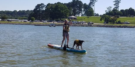 SUP With Your PUP tickets