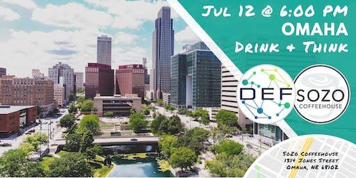 DEF Omaha Drink & Think
