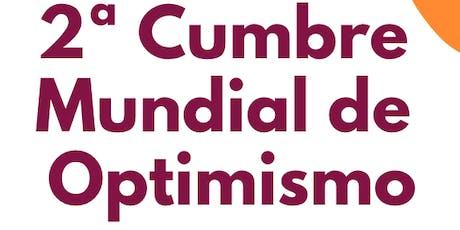 2ª Cumbre Mundial de Optimismo entradas