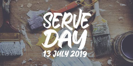Serve Day 2019 tickets