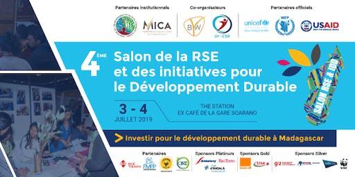 4ème Edition Salon RSE et des Initiatives pour le Développement Durable