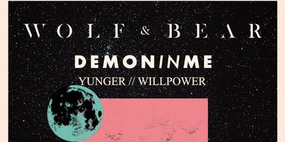 The Shire Presents: Wolf & Bear / Demon in Me  / Yunger /  Willpower