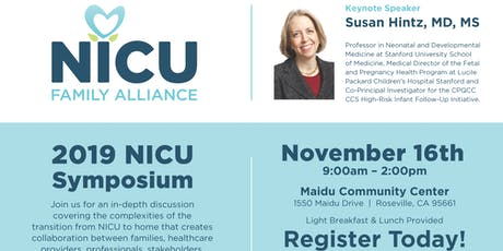 2019 NICU Symposium tickets