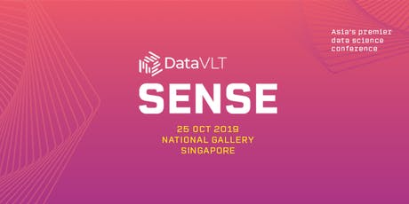 DataVLT SENSE Conference 2019 tickets