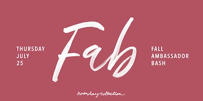 FAB Noonday Collection