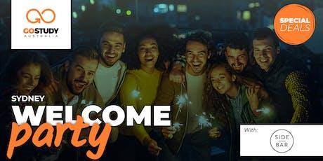 Go Study Winter Party - Sydney tickets