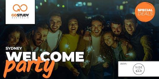 Go Study Winter Party - Sydney