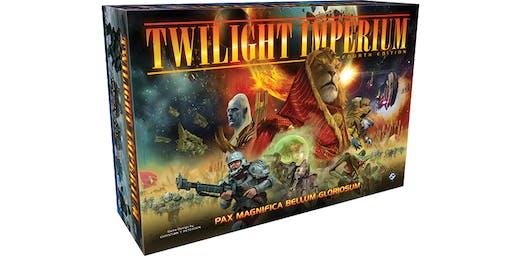 Epic Game Day 17 - Twilight Imperium