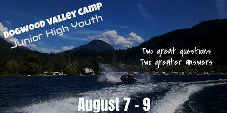 Dogwood Valley Camp - Junior High Youth tickets