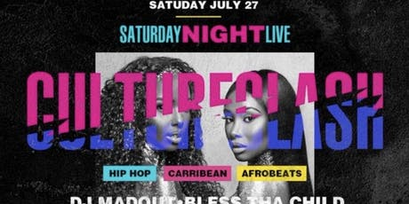 CULTURE CLASH - SNL @ ROOFTOP 760  tickets