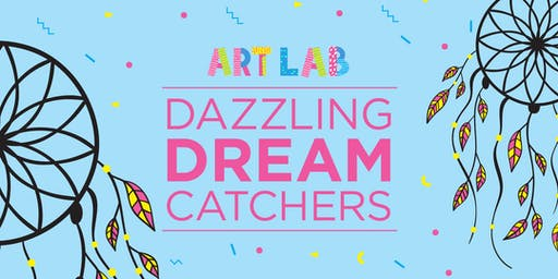 Dazzling Dream Catchers Kids Workshops