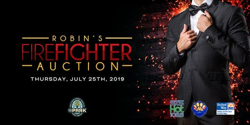 Robin's Firefighter Auction