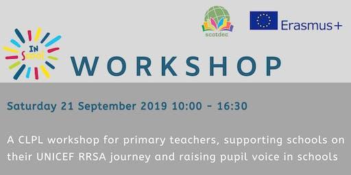 InScool journey starter workshop: East Lothian