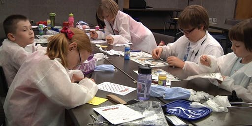 FREE Class!!! (Ages 7-12) Little Medical School - Future Doctors