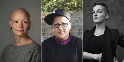 Writers With Drinks: Gabby Rivera! Helen Philips! Sarah Gailey!