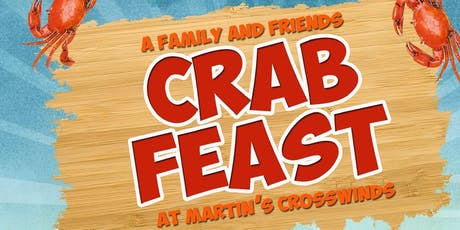 CRAB FEAST - PPL ENTERTAINMENT tickets