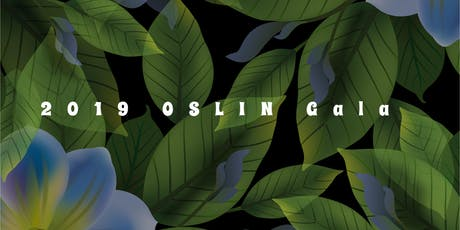 2019 OSLIN Gala tickets