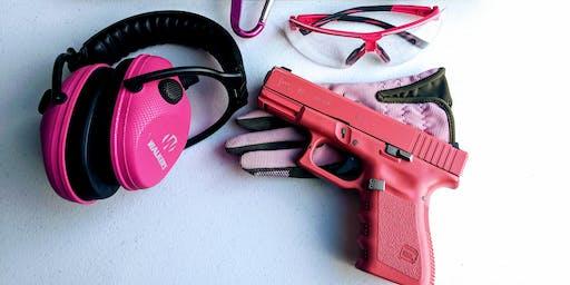 Introduction to Handgun - Ladies Class
