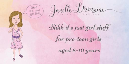 Pre-Teen Girls Workshop (8-10 Years)