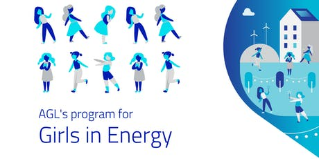 AGL Girl's of Energy Pilot Program  - Melbourne tickets