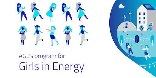 AGL Girl's of Energy Pilot Program  - Sydney
