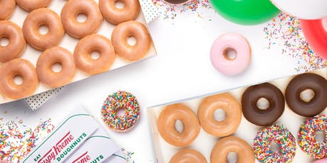 Yarrilee State School P&C | Krispy Kreme Fundraiser | 02 August 2019 tickets