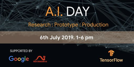 A.I. Day 2019 - Research - Prototype - Production