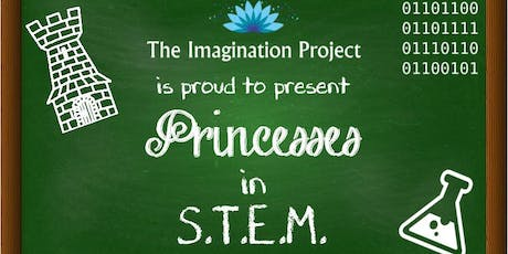Princesses in STEM tickets