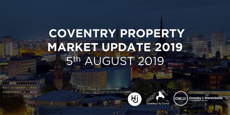Coventry Property Market Update 2019 tickets