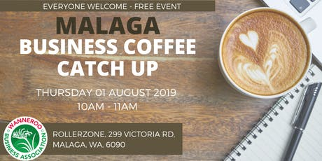 Business Coffee Catch Up Malaga tickets