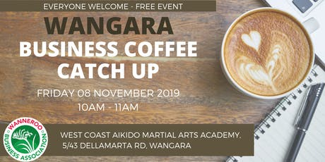 Business Coffee Catch Up - Wangara tickets
