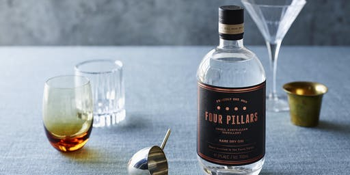 """""""From Valley to River""""-  Four Pillars Gin and Payten & Jones Wine Dinner"""