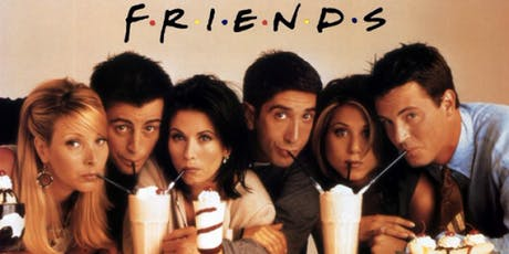 The Left Bank QUIZ NIGHT - FRIENDS (TV Show) - 10th July tickets