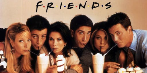 The Left Bank QUIZ NIGHT - FRIENDS (TV Show) - 10th July