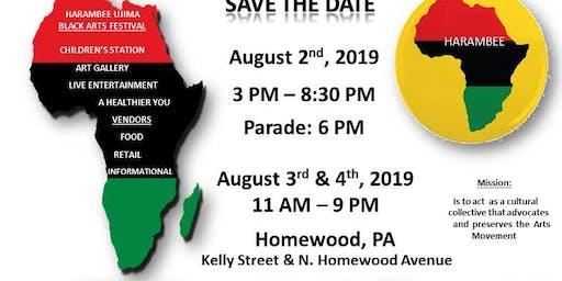 2019 Harambee Black Arts Festival