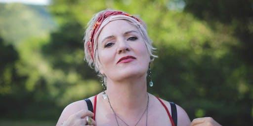 Monica Pasqual (of Blame Sally)