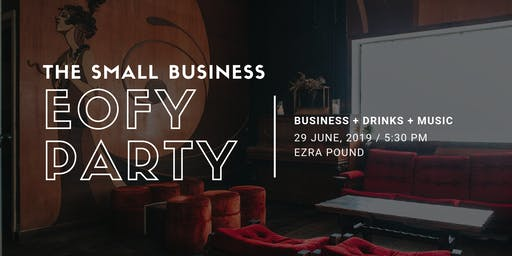 The Small Business EOFY Party