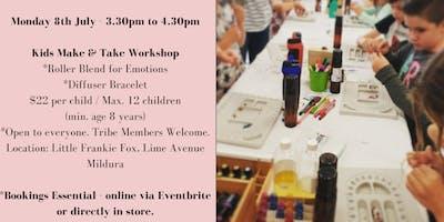 Doterra Mildura Kids Make & Take Workshop