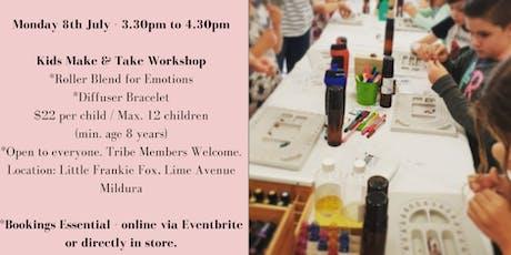 Doterra Mildura Kids Make & Take Workshop tickets