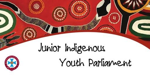 Junior Indigenous Youth Parliament - Townsville  2019