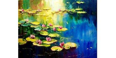 Monet Water Lilies - Gold Coast tickets